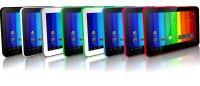 Tablet Overmax NewBase 2- kolejne odcienie 7 cali